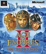 Age of Empires II: The Age of Kings (PC) Features 13 Playable Civilizations!