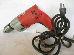 """Milwaukee Magnum 0234-1 Corded Electric Hole Shooter 1/2"""" Drill"""