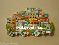 2004 Athens Olympic Games, PLAKA PUZZLE set of 12 pins, very nice and very rare!