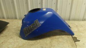 05 Buell Blast P3 500 Gas Fuel Petrol Tank Cover Shield Fairing
