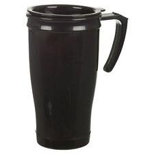 Tazze da cucina nero con coperchio