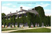 Chicago Club of Charlevoix, MI Postcard *289
