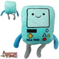 "Adventure Time With Finn & Jake BMO Beemo 19cm/7.6"" Soft Plush Doll S Size"