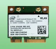 Intel Centrino Wireless-N1030 Model11230BNHMW  Bluetooth 3.0 802.11b/g/n  07KGX9