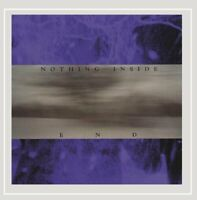 End ~ Nothing Inside CD NEW