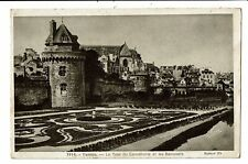CPA-Carte Postale - FRANCE -Vannes- Tour du Connétable en 1947 VM5916