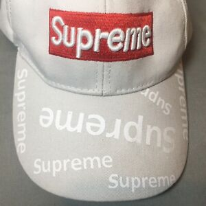 Supreme Box Logo Cap - Basball cap - Golf cap