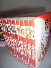 OPERA COMPLETA BOX COFANETTO 11 DVD YATTAMAN CULT COLLECTION YAMATO TUTTOSPORT