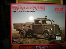 1:35 ICM Typ 2,5-32 1,5to WWII German Light Truck OVP