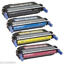 HP Color LaserJet 4700 4700dn 4700dtn 4700n Toner SET