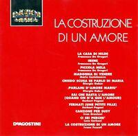 EMOZIONI IN MUSICA IT9127/28 LA COSTRUZIONE DI UN AMORE De Gregori,Graziani