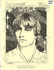 FANZINE  Star Trek+Star Wars+sf  WARPED SPACE #31/32