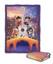 Disney Pixar Coco All Characters Cover Blanket ( KIDS / MEDIUM / LARGE )