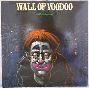 Wall of Voodoo - Seven Days in Sammystown 1985 LP.