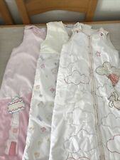 Baby Sleeping Bags Bundle 6-18 Months 2.5 Tog Grobag, Bebe Cool, Mothercare (b1)