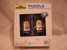 48 Piece Minions Puzzle