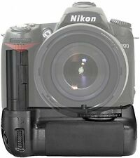Vertical Battery Grip Pack For Nikon D80 D90 Camera + 2 EN-EL3e + Remote Control
