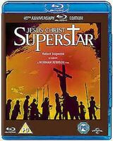 Jesús Cristo Superestrella - The Movie Nuevo Blu-Ray Región B