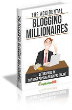 The Accidental Blogging Millionaires eBooks With Master Resell rights ( Pdf )