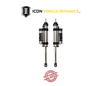 """ICON OMEGA Series Bypass Rear PBR Shocks (0-1.5"""" Lift) for 07-16 Toyota Tundra"""