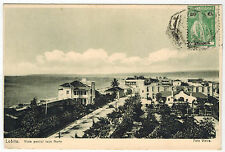 View to Lobito, Angola, sent to Vrsac in Serbia,1920s