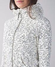 Lululemon Scuba Hoodie II Manifesto Script Jacket 2