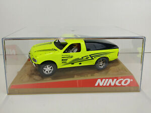 Slot Car scalextric ninco Ford Ranger Pro Truck Yellow