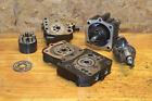 John Deere 425 Transmission Cylinder Blocks Center Case and Charge Pump 445 455