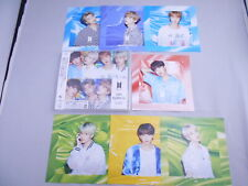 BTS Lights Boy With Luv FC Limited Edition  CD + 7 member Jacket Cards