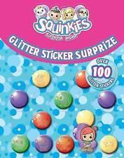 Squinkies Glitter Sticker Book (Squinky Glitter Sticker Book), Squinkies, New Bo
