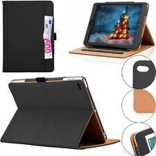 Flip Magnetic TAN Leather Black Smart Stand Case Cover for Apple iPad Pro 10.5