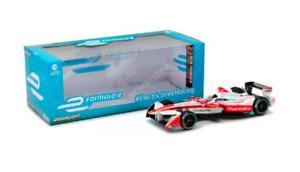 1/18 Greenlight Formula E Mahindra N°23 Nick Heidfeld Fia Championship