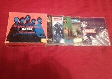 OASIS - SINGLES COLLECTION - 5 CD SINGLE - ONLY FRANCE !! 5000 COPIES