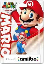 Amiibo Mario (Super Mario) Brand New - Region Free