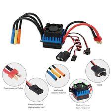 3650 2300KV Sensorless Brushless Motor+60A ESC+Program Card for 1/10 RC Truck