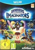 Nintendo Wii U Spiel - Skylanders: Imaginators nur Software mit OVP