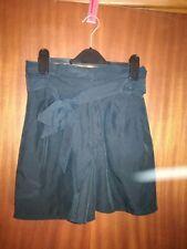 Topshop ladies black shorts size 6.