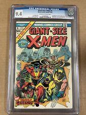 GIANT SIZE X-MEN #1 CGC 9.4 1ST APP NEW X-MEN 2ND FULL APP WOLVERINE