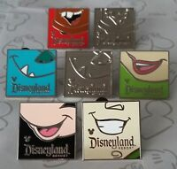 Just Got Happier 2013 Hidden Mickey Series Set Disneyland Choose a Disney Pin