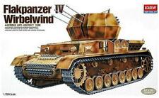 Academy Model kit 1/35 Flakpanzer IV Wirbelwind
