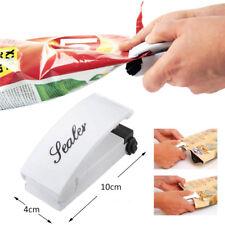 Handheld heat Sealing Machine Mini Foods Impulse Sealer Plastic Bag Packing Tool