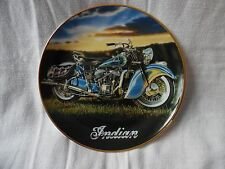 Royal Doulton decorative plate The 1947 Indian Chief, ltd ed. #A7048, great gift