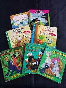 7 Pixi Bücher Sammlung verschiedene Kurzgeschichten/ Gute- Nacht Geschichten