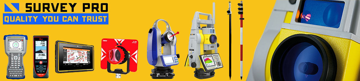 SurveyPro - Surveying Equipment