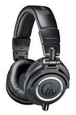 Audio-Technica ATH-M50x Over the Ear Headphones - Black