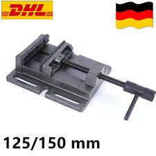 Maschinenschraubstock Schraubstock 125/150mm für Ständerbohrmaschine DE Stock