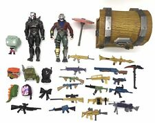Lot of Fortnite Action Figures, Weapons & Accessories * Jazwares