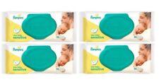 Pampers Baby Wet Wipes Sensitive Paquet de 12 (12 x 50 Pièces)