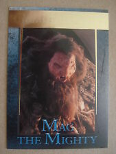 GAME OF THRONES - SEASON FOUR (4): GOLD PARALLEL BASE CARD #98 - MAG THE MIGHTY