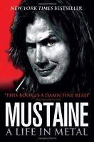 Mustaine: A Life in Metal. Dave Mustaine with Joe Layden New Paperback Book Dave